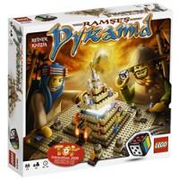 Juego Lego Ramsés Pyramid