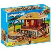 Refugio de los Animales Salvajes de Playmobil