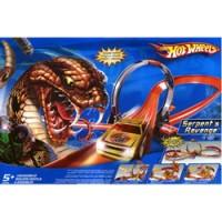 Pista HotWheels Serpents Revenge