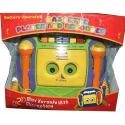 Mini Karaoke con Micrófono
