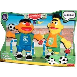 Epi y Blas Futbolistas