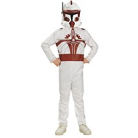 Disfraz Clone Trooper Commander Fox Star Wars (5 a 7 años)