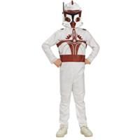 Disfraz Clone Trooper Commander Fox Star Wars (5 a 7 años)