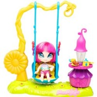Playset Columpio Mágico Lockette PopPixie