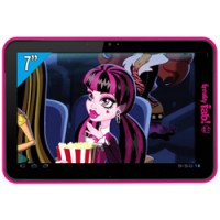 Tablet Monster High 7'' capacitiva