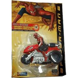 Vehículos Spiderman 2