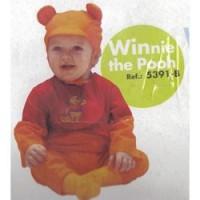 Disfraz de Winnie The Poo Bebé