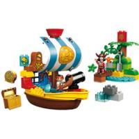 Ship Bucky Jacke y los Piratas de Nunca Jamás