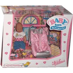 Baby Born Silla Mini World