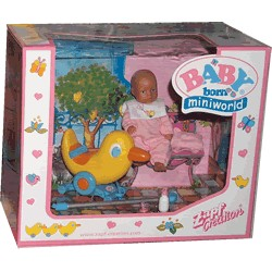 Baby Born Patito Mini World