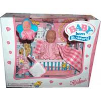 Baby Born Enfermo Mini World