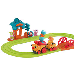 El tren de Pepito