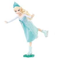 Elsa Patinadora de Frozen El Reino de Hielo