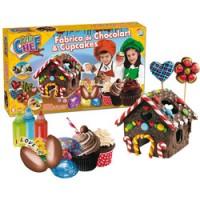 Fábrica de chocolate y cupcakes de CefaChef
