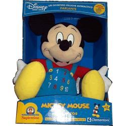 Mickey Mouse Números