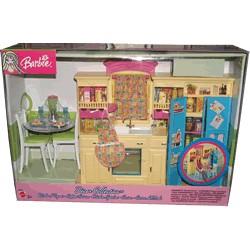 Barbie Decor Collection Cocina de Moda