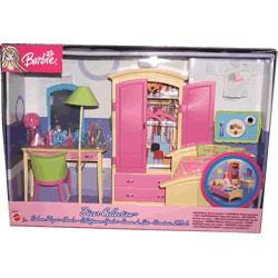 Barbie Decor Collection Dormitorio de Moda