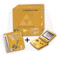 Pack Game Boy Advance SP The Legend of  Zelda