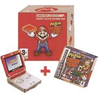 Consola Game Boy Advance SP Mario vs. Donkey Kong