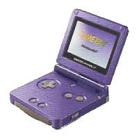 Consola Game Boy Advance SP Azul