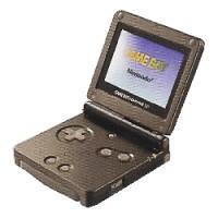 Consola Game Boy Advance SP Negra