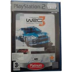 El juego oficial del W2C 3. FIA World Rally Championship