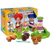 Cefachef: Magdalenas y Muffins