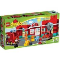 La estación de bomberos de Lego Duplo Ciudad