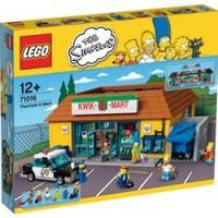 El badulaque de Lego Simpsons