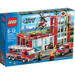Estación de Bomberos de Lego City