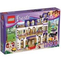 El gran hotel de Heartlake de Lego Friends