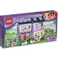 La casa de Emma de Lego Friends