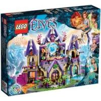 El Misterioso Castillo de Skyra en el Cielo de Lego Elves
