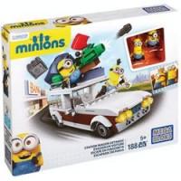 Mega Bloks Minions: Huída en el Coche Volador