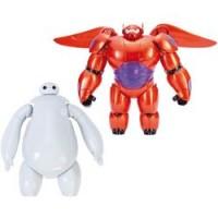 Baymax transformación armadura Big Hero 6