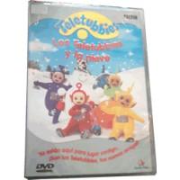 DVD Teletubbies: Los Teletubbies y la nieve