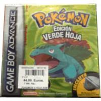 Pokemon Edición Verde Hoja