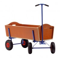 Beachwagon XL - modular wood