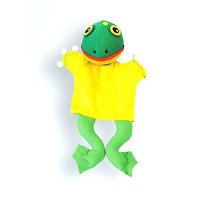 HAND PUPPETS  - FROG