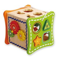 5 IN 1 LEARNING CUBE