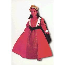 Disfraz Dama (5 a 7 años)