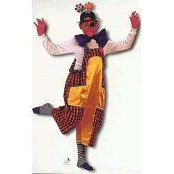Disfraz Payaso con gorro (3 a 5 años)