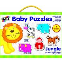 PUZZLES INFANTILES - SELVA - 12 piezas