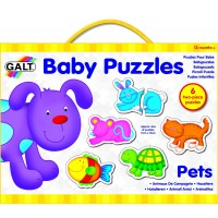 PUZZLES INFANTILES - ANIMALITOS - 12 piezas