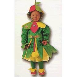 Disfraz Flor (5 a 7 años)