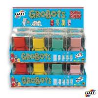 CREA TUS GROBOTS - Exp. 16 un.