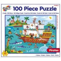 PUZZLE DE 100 PIEZAS - PIRATAS
