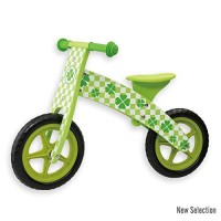 * GREEN CLOVER BALANCE BIKE