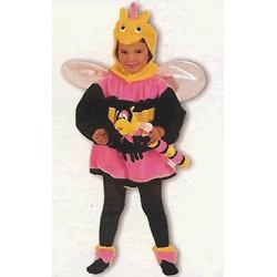 Disfraz Libélula con Peluche (7 a 9 años)