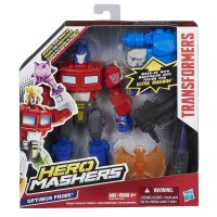 Hasbro - Transformers Hero Mashers Optimus Prime Figure